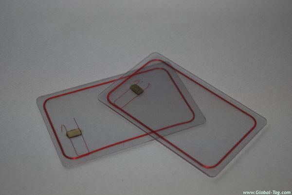 Bagde Carte LF, HF UHF, NFC