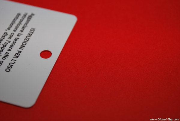 Badge RFID, NFC LF HF UHF