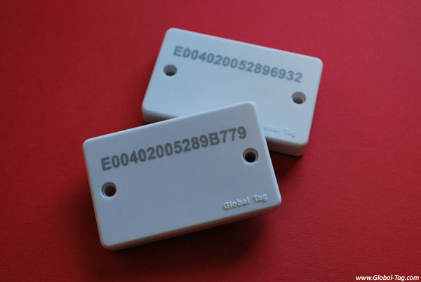 T-Rexy RFID Rugged tag for metal surfaces HF NFC LF UHF
