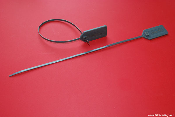 Transponder Cably RFID UHF, fascetta personalizzabile