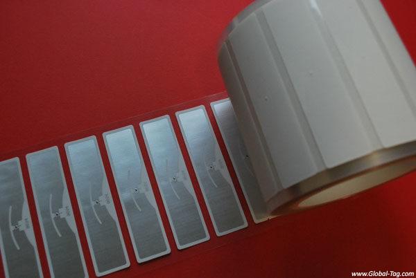Broky, RFID tag anti-tamper UHF HF NFC