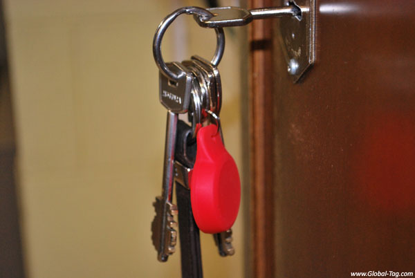 BLE Keyfob Beacony
