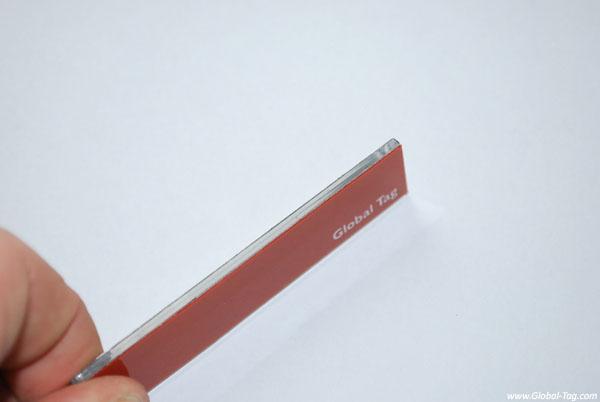 Tag RFID UHF On-metal Sticky