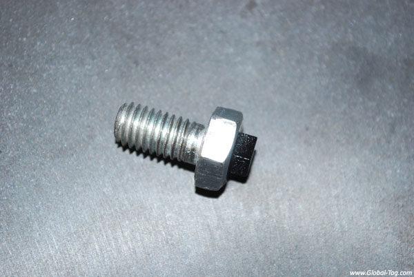 Tiny RFID transpondeur
