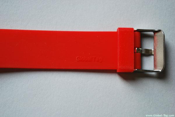 Bracelet RFID avec des options personnalisables