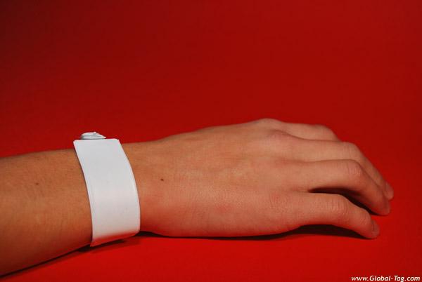 Wristby – Bracciale RFID Monouso