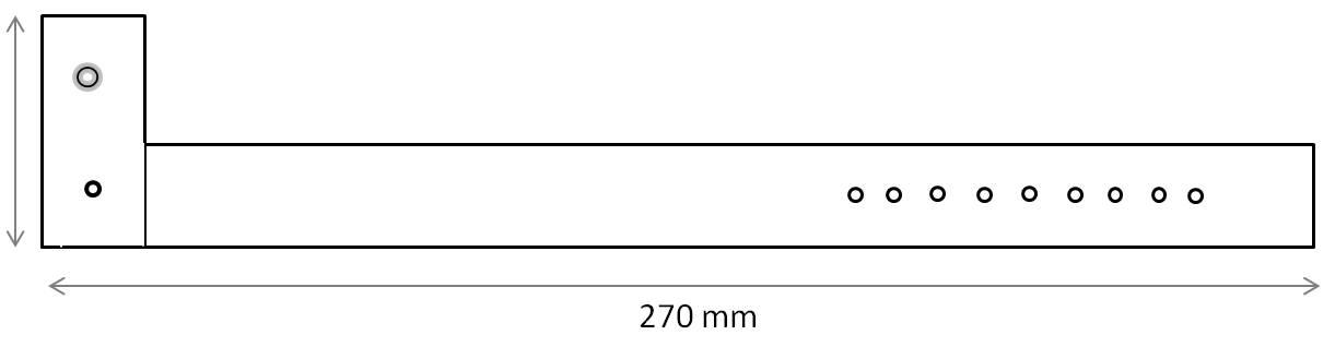 Wristby HF size