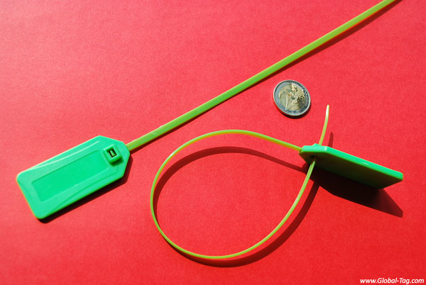 Cably RFID UHF, customizable cable tie