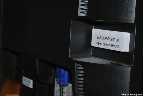 FOAMY – Tag Mousse RFID et NFC pour surfaces irrégulières