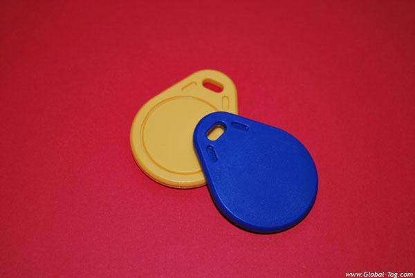 Chainy RFID LF HF UHF and NFC keychain