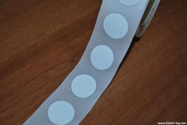 RFID label (HF-NFC) 25 mm diameter