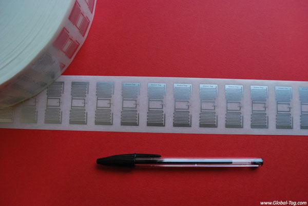 Wet Inlay RFID