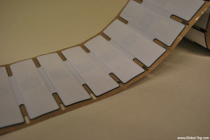 Metally RFID UHF label for metal