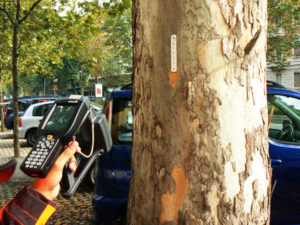 RFID UHF Flexible silicone tag