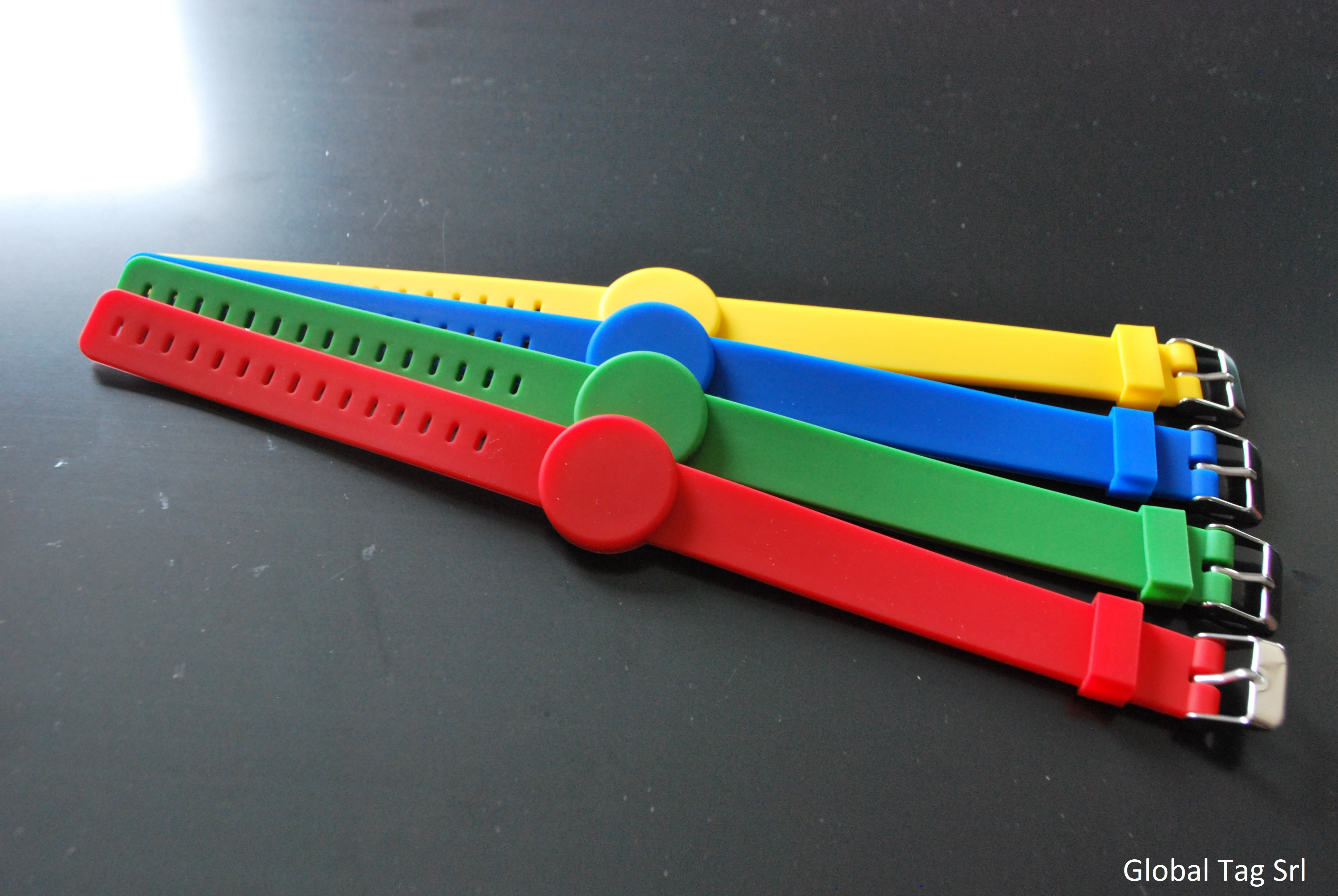 Watchy Slim -The new RFID silicone wristband