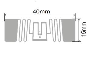 Etichette RFID UHF U-Code 8