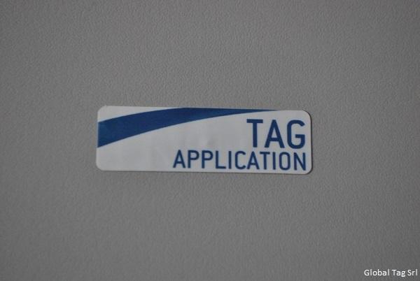 Etichette RFID stampa offset