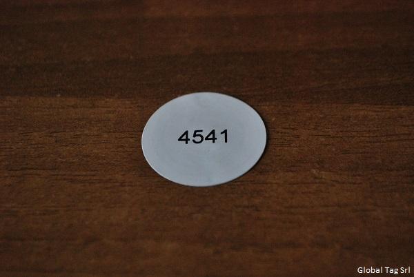 Etichette RFID Smart Labels Stampa trasferimento termico