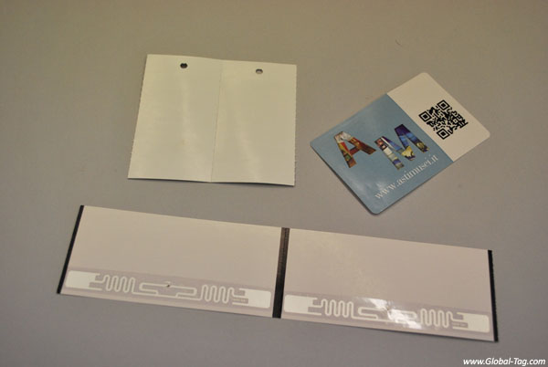 Etichette RFID UHF 860 Mhz